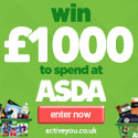 Win a £1,000 ASDA gift card