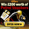 Win £200 worth of petrol